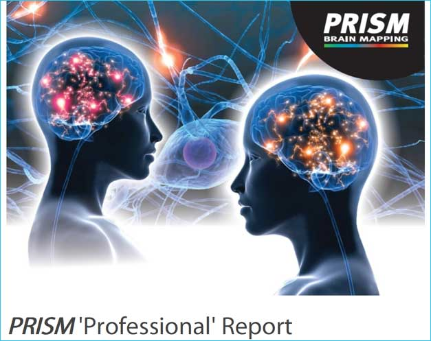 prism brain mapping Emotional Intelligence silver