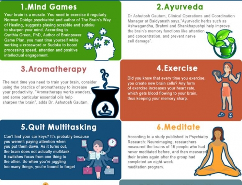 7 Ways to Improve Your Brain Power