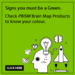 green colour personality