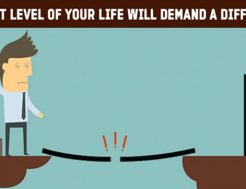 Every next level of your goal will demand how to become successful in life ?