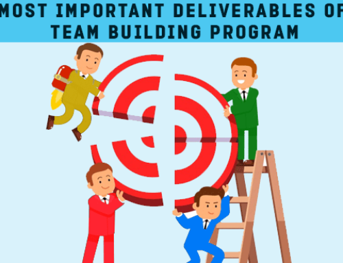 Five Most Important Deliverables of a Team Building Program