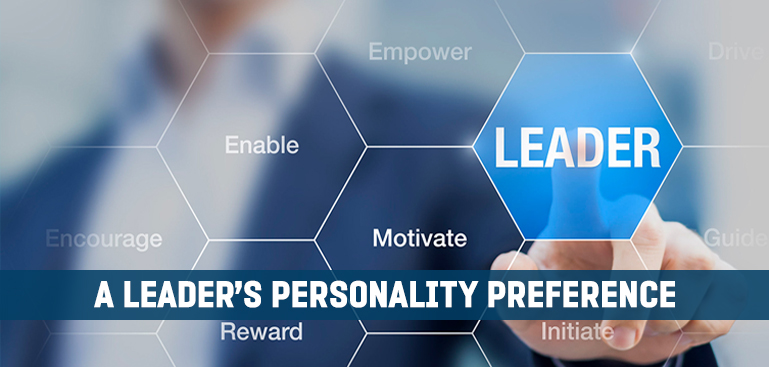 A Leader's Personality Traits