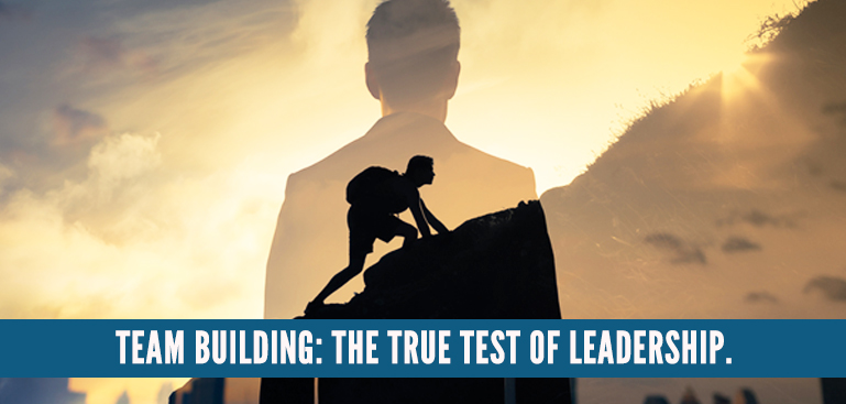leadership and team building