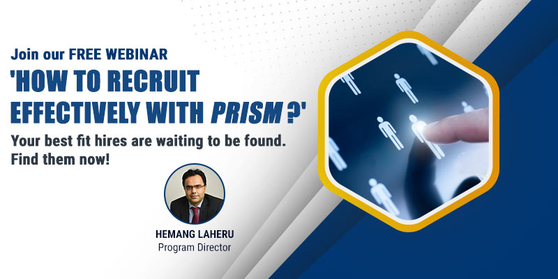 How to Recruit Effectively with PRISM